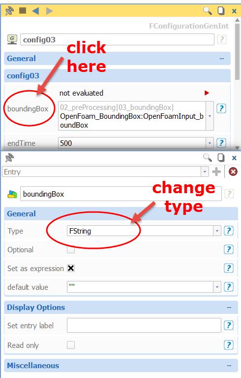 OpenFoam Bounding Box Feature: Create a clean volume mesh