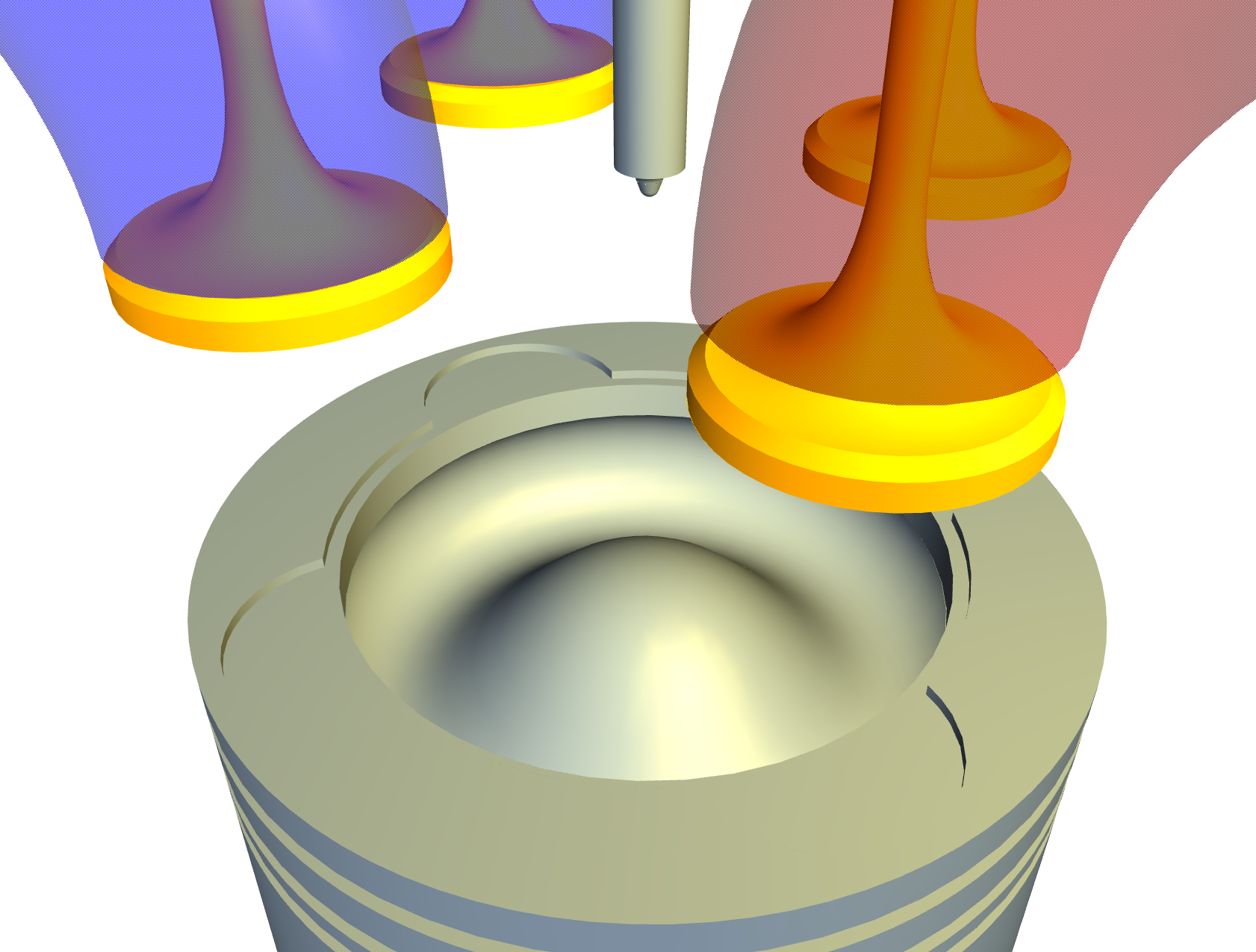 Design of a Simple Piston Bowl