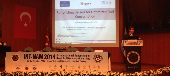 Presentation at INT-NAM 2014