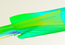 Video: Generate Streamlines from SHIPFLOW CFD Results