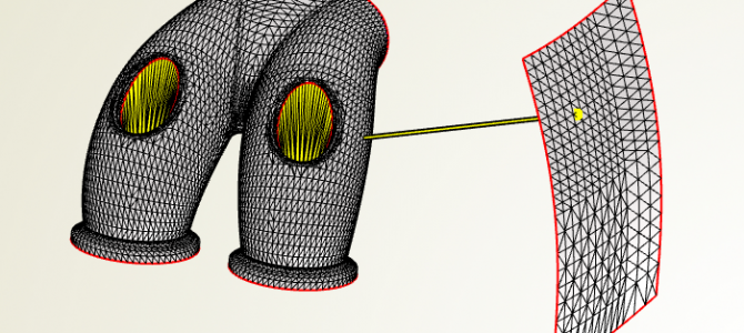STL Import and Shape Deformation: Latest Work