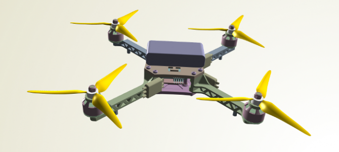 Drone Blade Design
