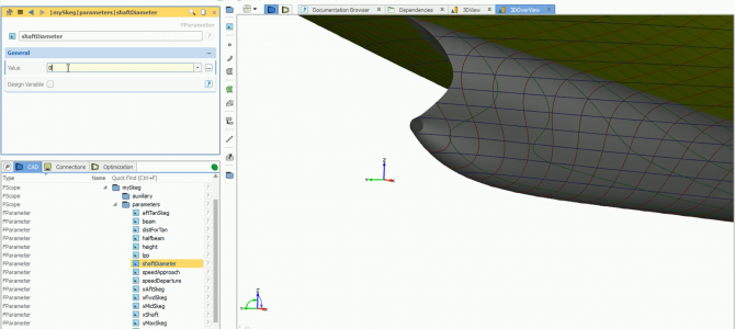 Video: Parametric Skeg Modeling in 2 Minutes