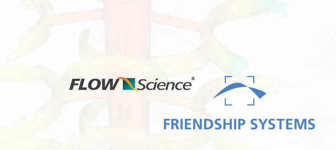 FRIENDSHIP SYSTEMS and Flow Science Form Partnership