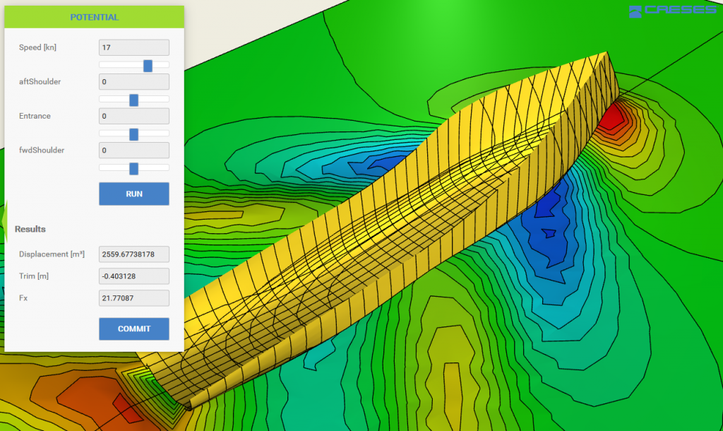 Easy-to-use template models that include CFD and optimization