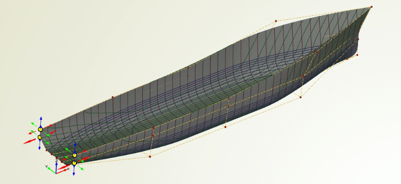 Modification and Variation of Imported NURBS Geometry