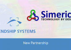 FRIENDSHIP SYSTEMS Partners with Simerics, Inc. to Announce Geometric Closed Loop Optimization for CFD