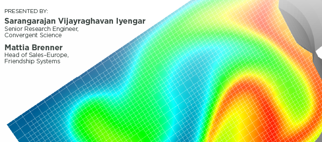Webinar Recording Available: CAESES and CONVERGE CFD
