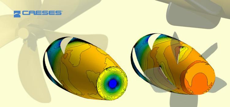 Optimization of Propeller Boss Cap Fins