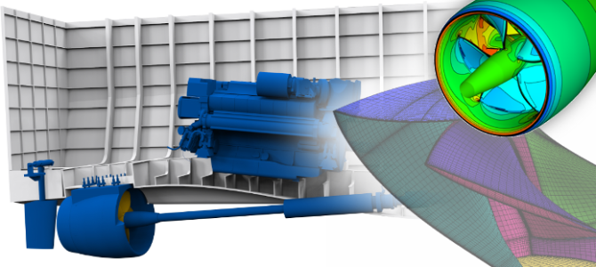 VOITH Linear Jet: Shape Optimization of the Blades, the Nozzle and the Hull