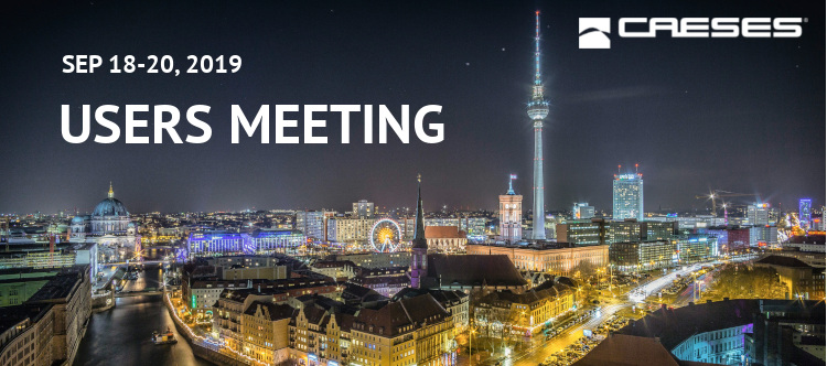CAESES Users Meeting 2019