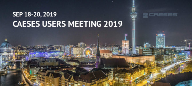 CAESES Users Meeting: Preliminary Agenda Available