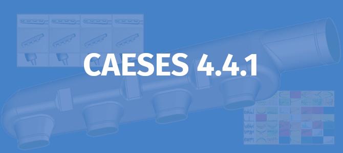 Released CAESES 4.4.1