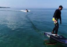 Jet Impeller Optimization for an Electric Hydrofoil Surfboard (efoil)