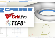 Webinar Recording Available: Volute Optimization by CAESES, GridPro and TCFD