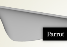 Parrot Drone Blade Design with CAESES