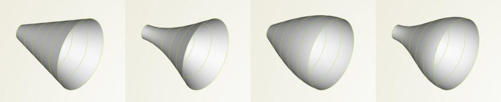 Tube variations