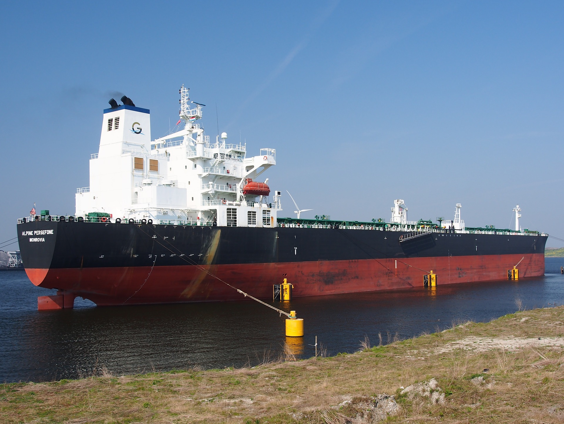 Optimization of the Hull Internal Layout of an Oil Tanker