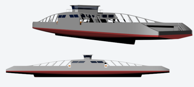 Free Webinar: CAESES and CADMATIC – Optimization of a Double-Ended Ferry