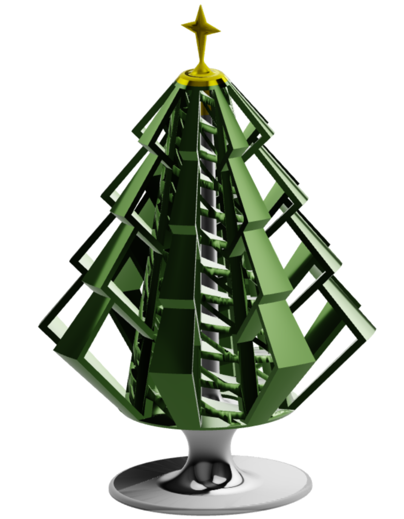 Tree with CAESES Rendering