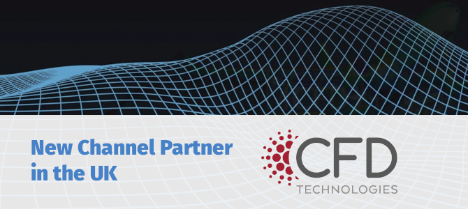 CFD Technologies Ltd becomes new Channel Partner in the UK
