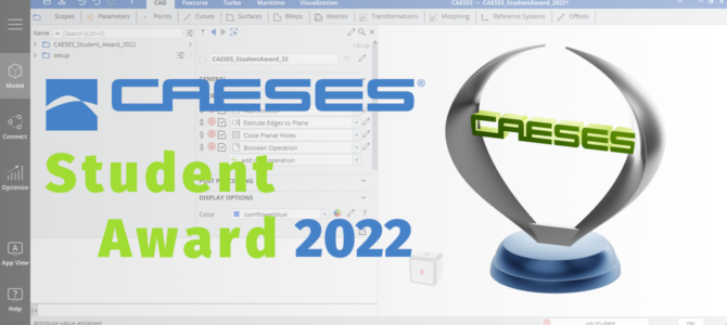 Participate in the CAESES Student Award 2022