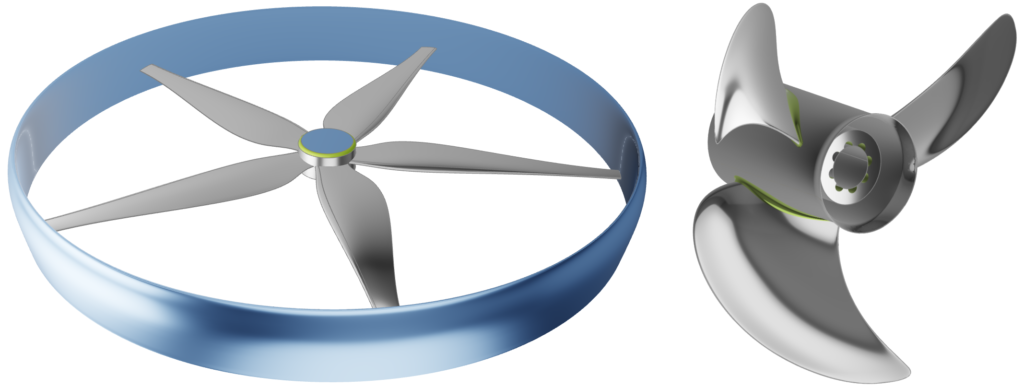 Propeller Design Types