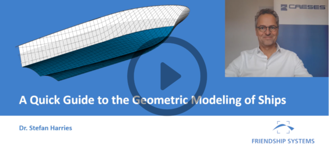 Protected: Watch Now: A Quick Guide to the Geometric Modeling of Ships