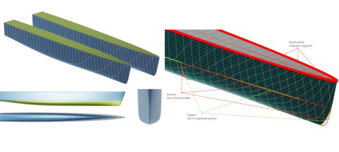 New Paper on Faster Hydrodynamic Optimization of a Catamaran
